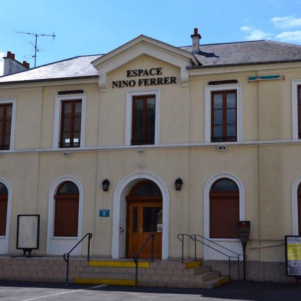 Salle de spectacle Nino Ferrer