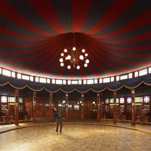 salle de spectacle de La Marge à Lieusaint